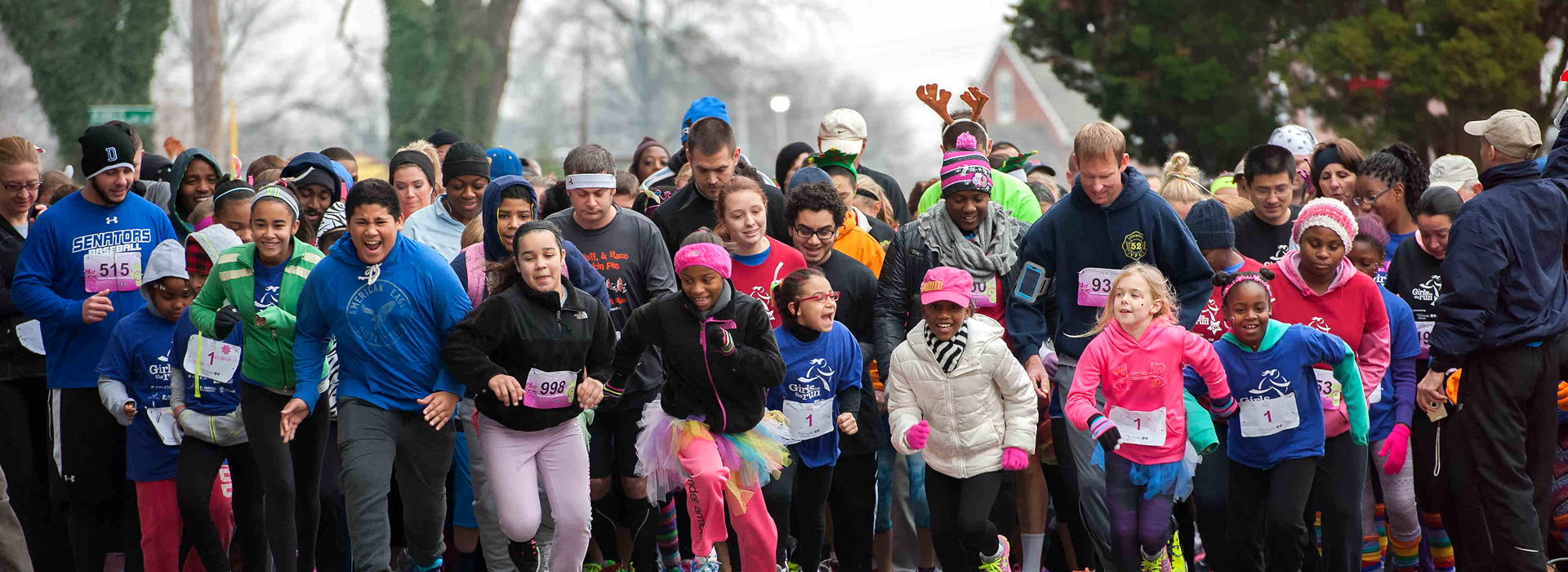 Girls on the Run pack demonstrates the passion of Santora CPA employees in support of nonprofits and associations