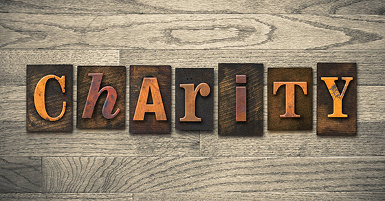 Size of Charitable Deductions Depends on Many Factors
