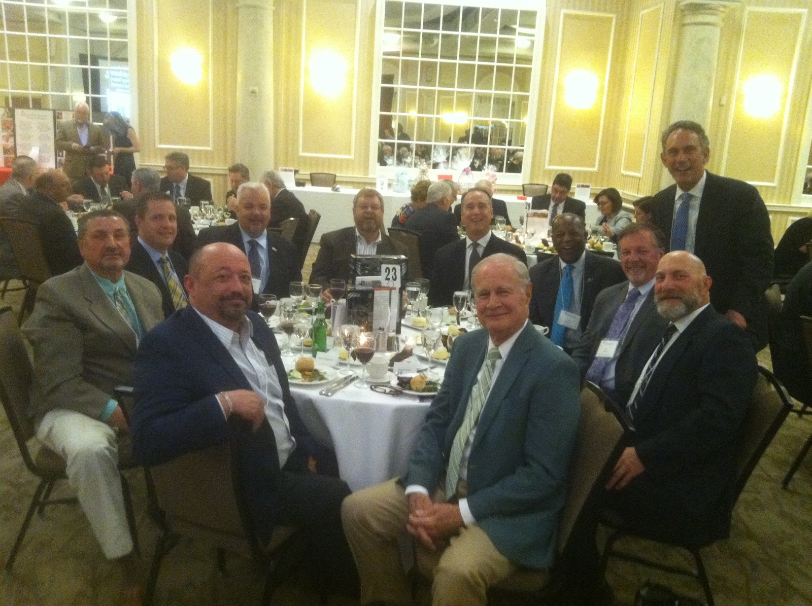 A Great Evening at Catholic Charities Annual Tribute Dinner