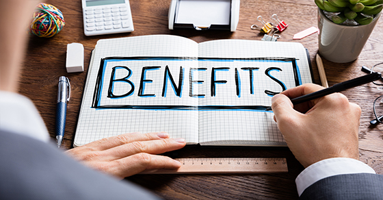 Tax-Free Fringe Benefits Help Small Businesses and Their Employees