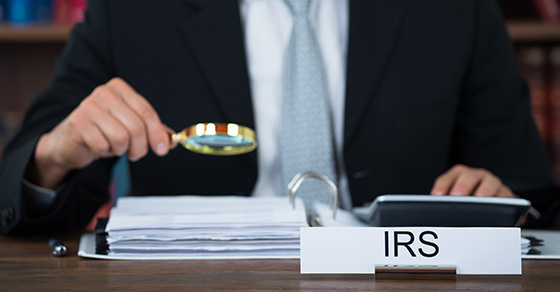 The Chances of an IRS Audit are Down but You Should Still be Prepared