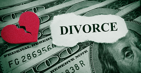 Divorcing Couples Should Understand These Four Tax Issues
