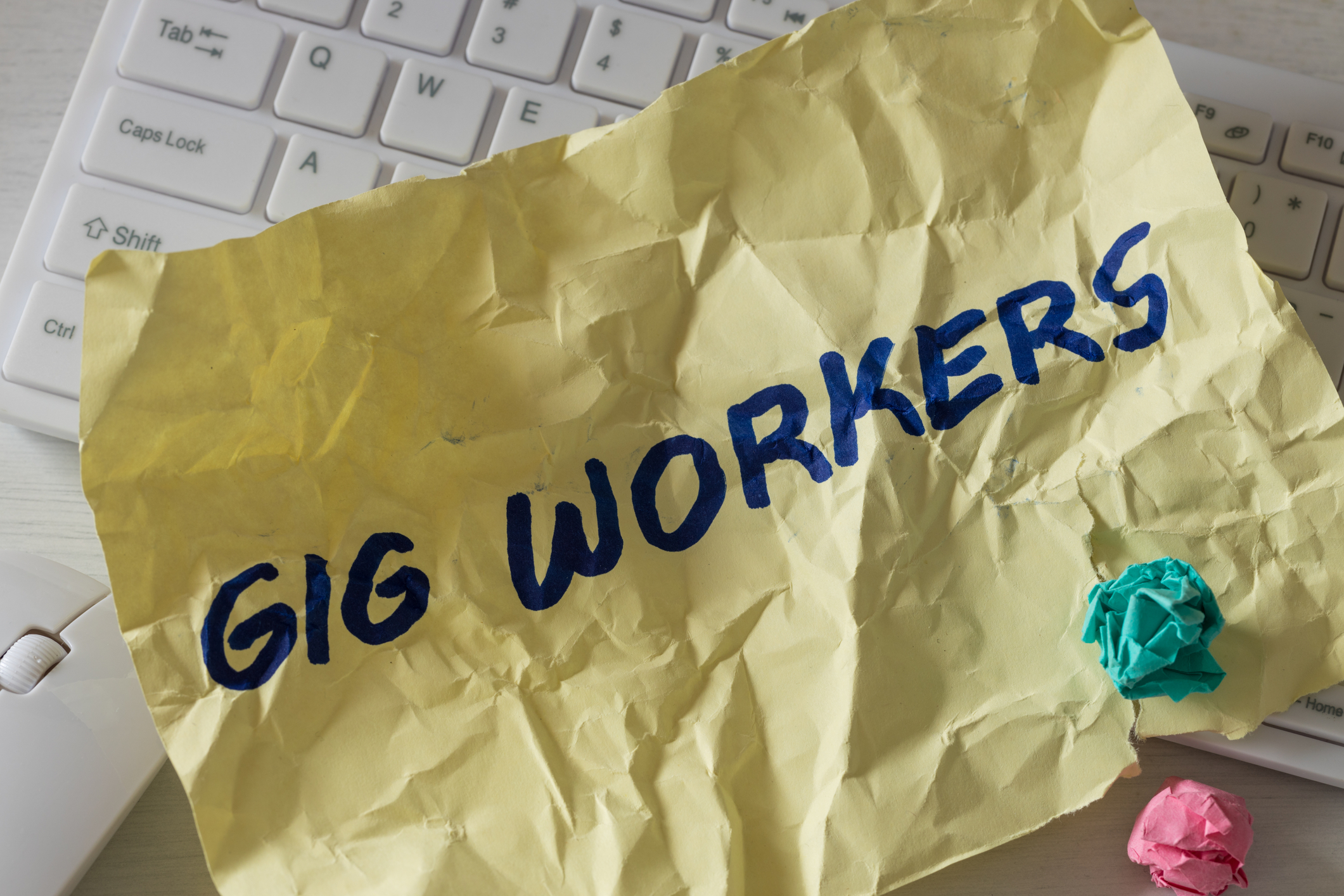 Gig Workers, Know Your Tax Responsibilities