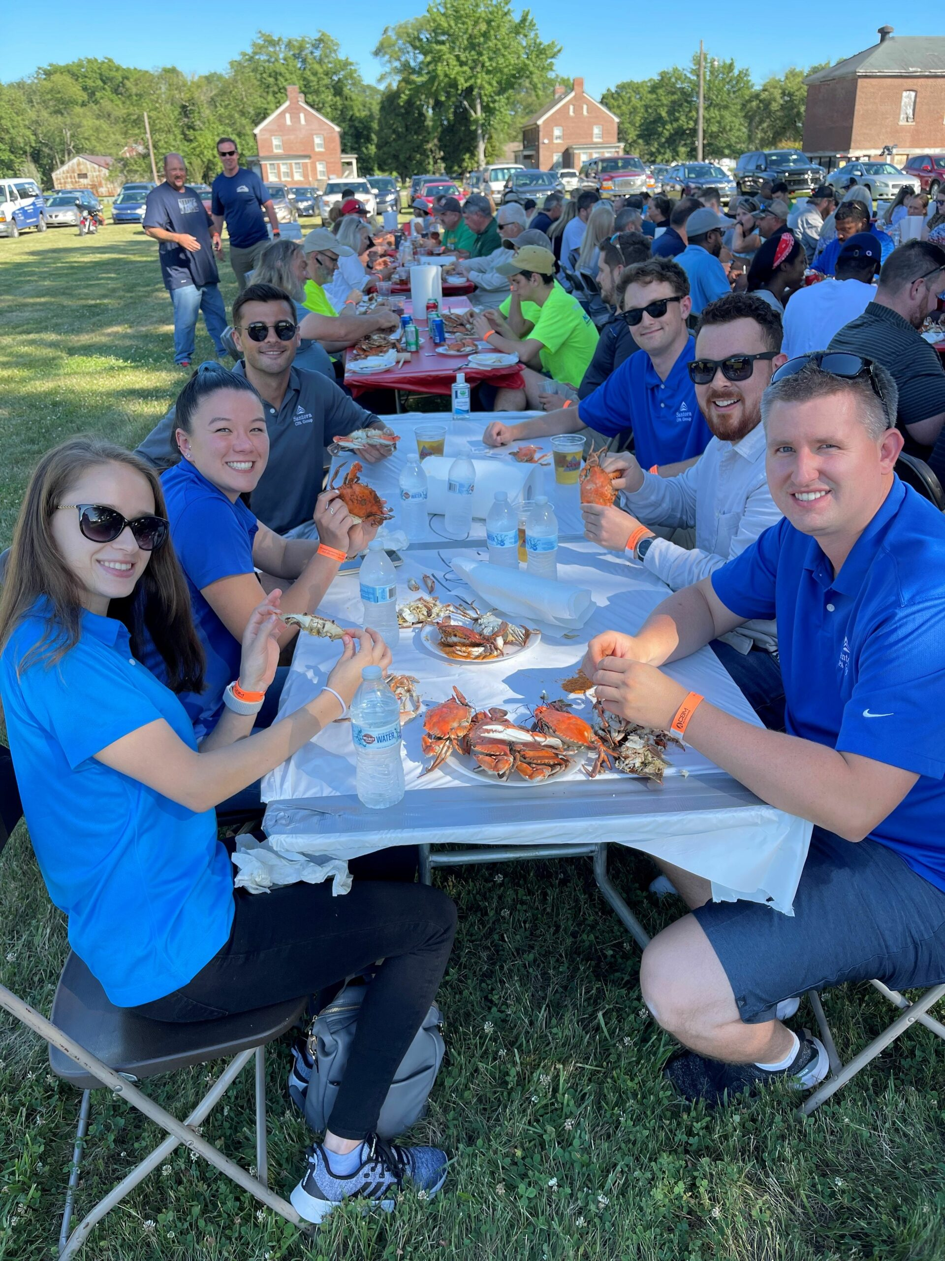 Beautiful Evening at ABC Delaware's 29th Annual Crab Feast!