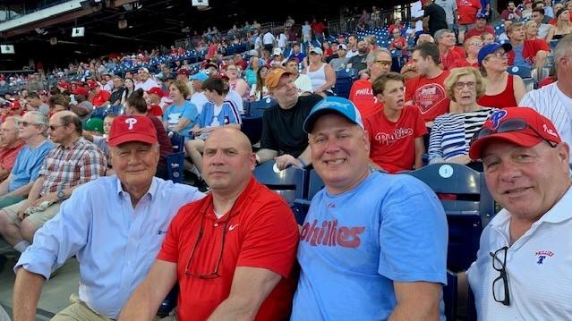 Tuesday's Company-Provided Phillies Tickets