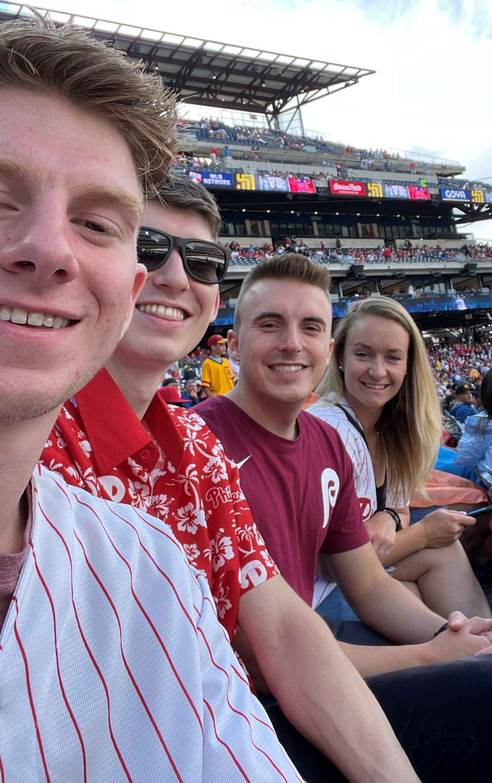 Company-Provided Phillies Tickets on July 3rd