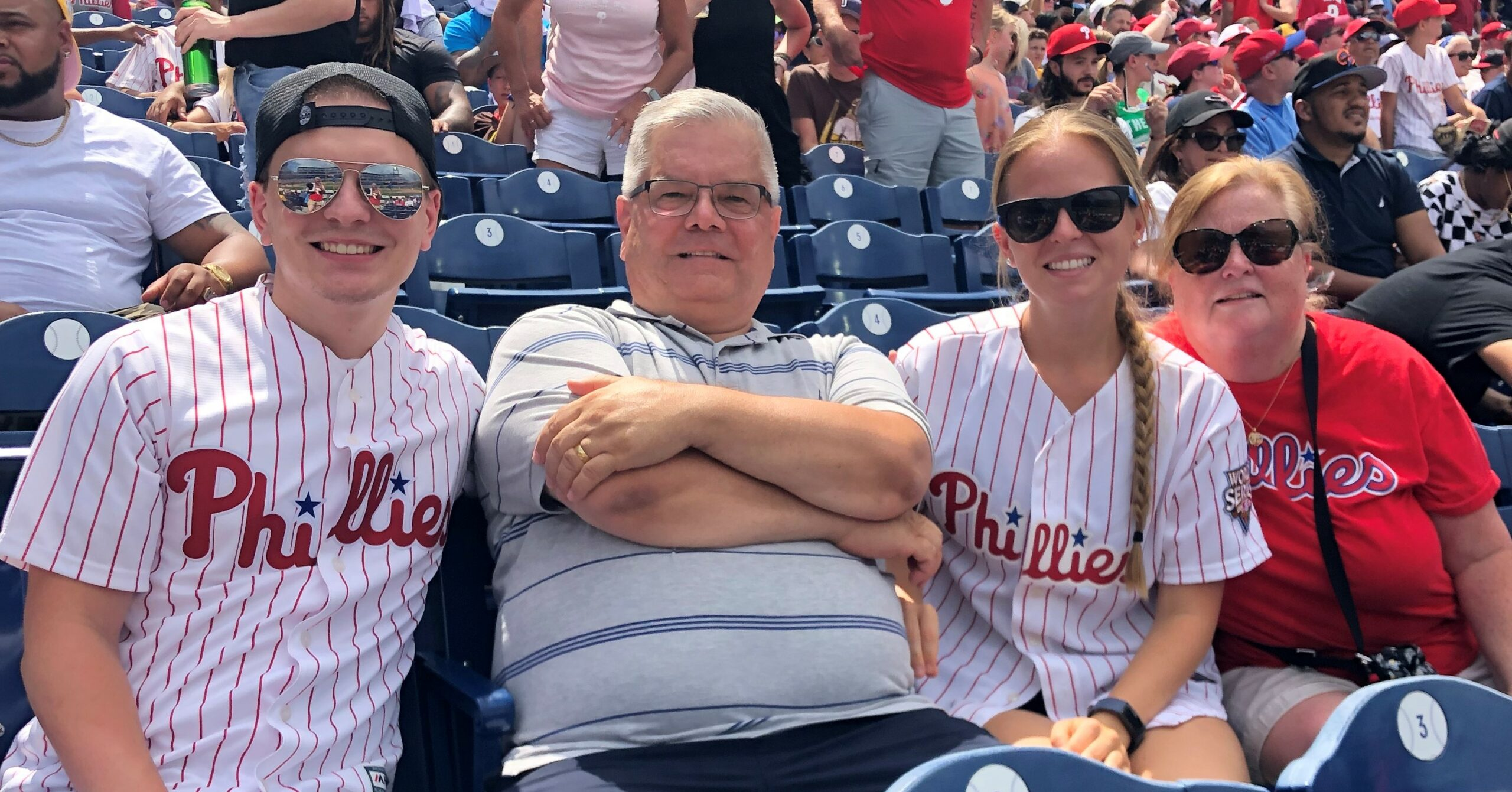 Company-Provided Phillies Tickets on July 4th