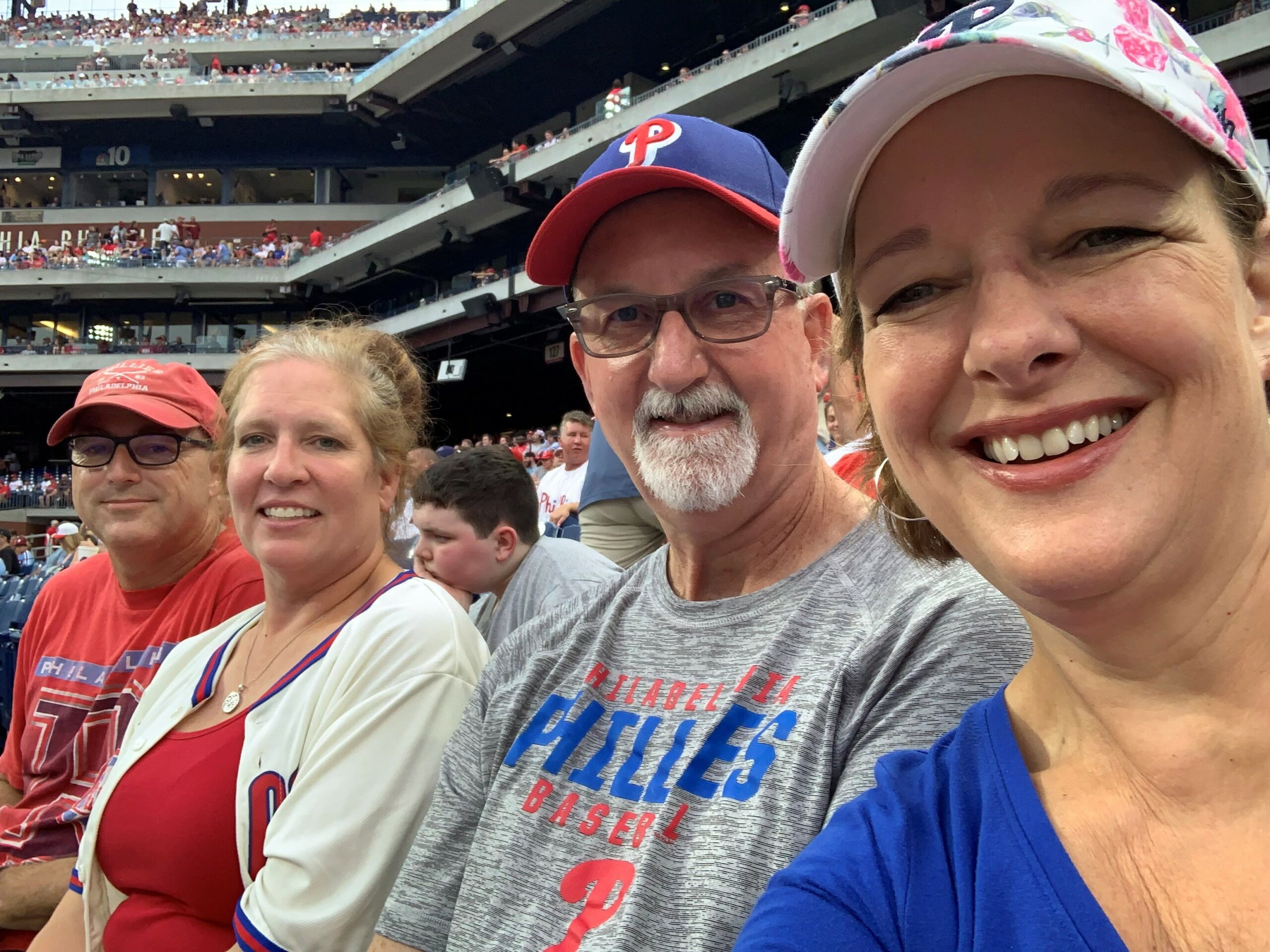 Company-Provided Phillies Tickets on August 13th