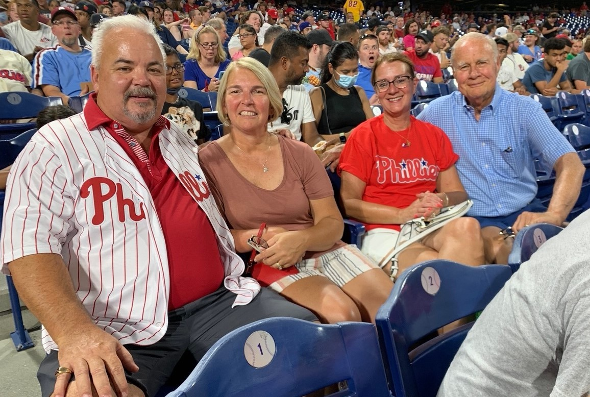 Company-Provided Phillies Tickets on August 24th